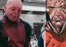 Ryan Reynolds responde a cosplay de Deadpool