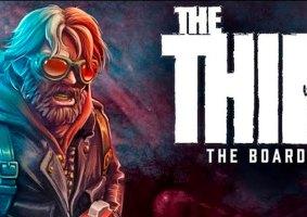 O jogo de tabuleiro do The Thing
