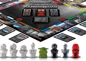 Monopoly do Mandalorian insere novas regras no famoso game