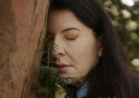 Marina Abramović pede que você abrace uma árvore para curar seus traumas