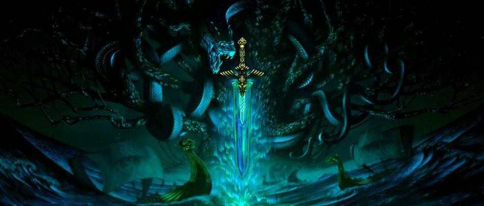 Set Kaldheim de Magic se inspira nos Vikings