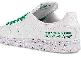 Adidas aposta em tênis vegano feito de cogumelos