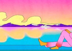 María Medem adiciona cor e surrealismo aos prazeres simples da vida