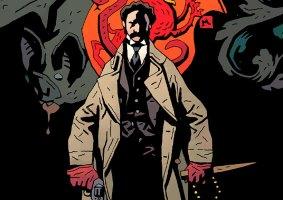 Criador de Hellboy vai lançar nova HQ de mistério e humor chamada Falconspeare