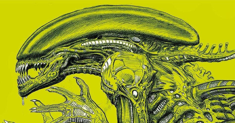 Roteiro não produzido do Alien 3 de William Gibson será publicado como livro