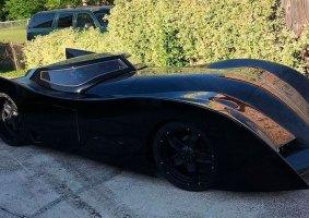 Batmóvel real é inspirado no desenho New Batman Adventures