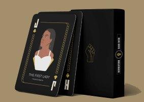 Um baralho que homenageia pessoas negras que revolucionaram a história