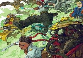 A Arte de Apex Legends: Livro será lançado em novembro