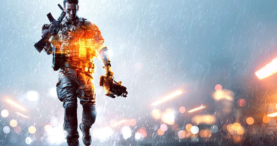 Battlefield 4 está de graça no Prime Gaming por tempo limitado