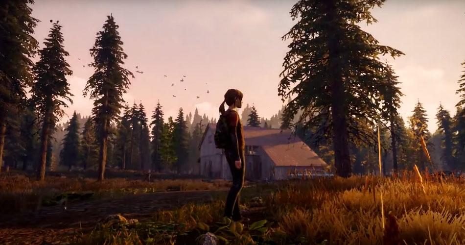 Estudante recria Last of Us como trabalho de faculdade