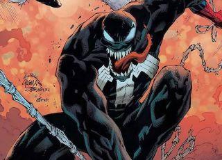Verdadeiro nome do simbionte do Venom é revelado ao hospedeiro