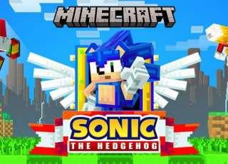 Sonic no Minecraft: O que o DLC traz de novo