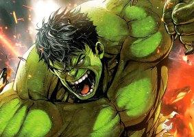 Hulk revela uma maneira bem bruta de receber tratamento médico