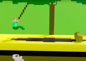 Vídeo mostra jogos clássicos do Atari em 3D