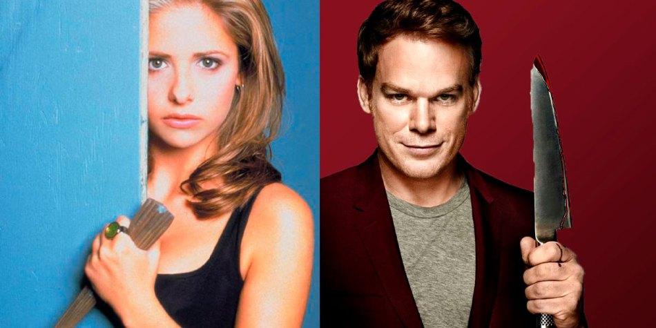 Teoria diz que Dexter e Buffy se passam no mesmo universo