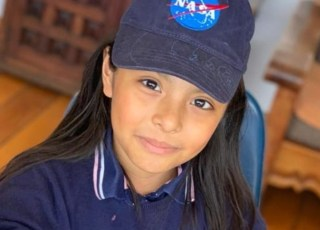 Menina de 9 anos com QI maior que de Einstein e quer ser astronauta
