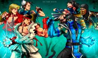 Os melhores personagens de Street Fighter e Mortal Kombat