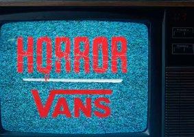 Vans anuncia série de tênis de filmes de terror