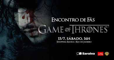 "Participe do encontro de fãs de ""Game of Thrones""!"