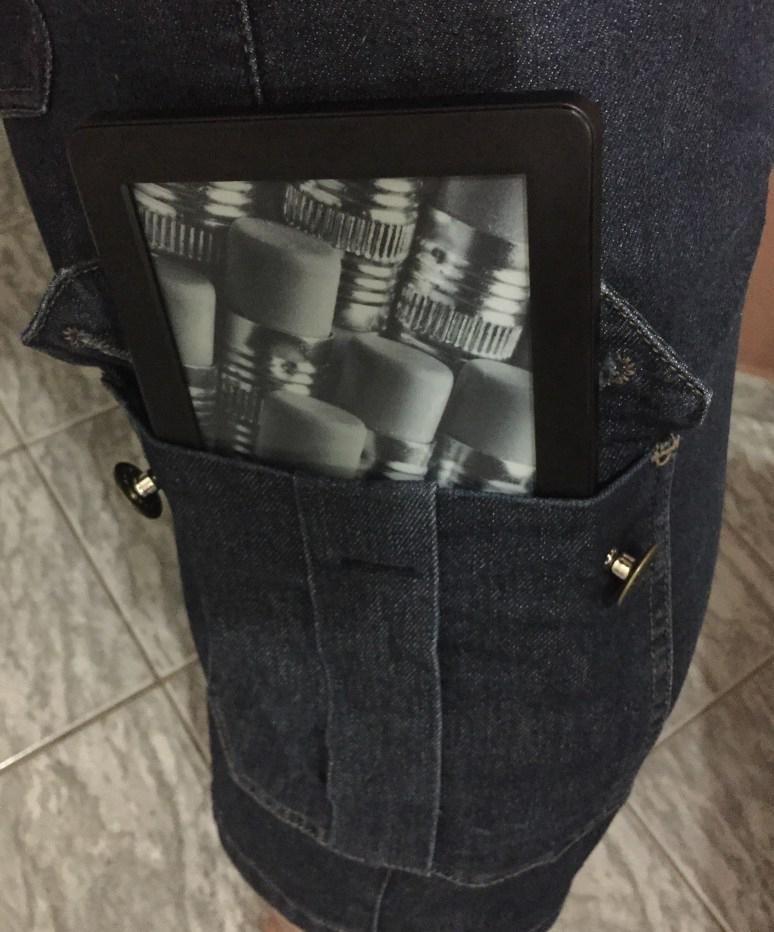 Livro de bolso? :P