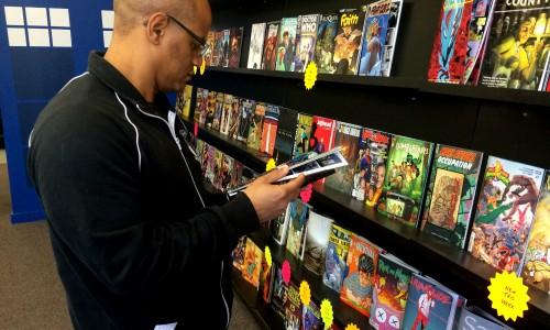 Heroes Comics Gaming