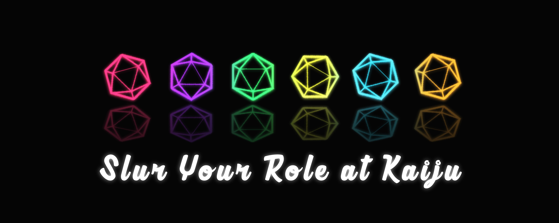 Slur Your Role 50 (03/11/2018)