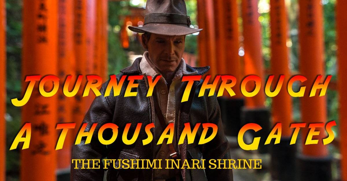 Journey Through a Thousand Gates – Fushimi Inari Shrine