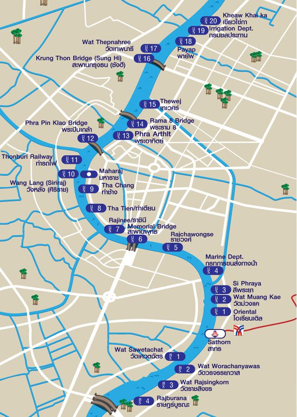 What To Do In Bangkok A 3 Day Itinerary Nerd Nomads – Bangkok Tourist Attractions Map