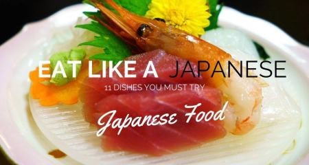 Eat Like A Japanese