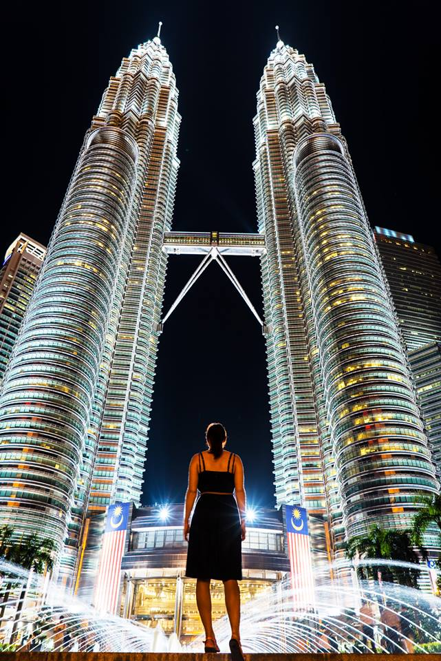 Petronas Twin Towers in KL