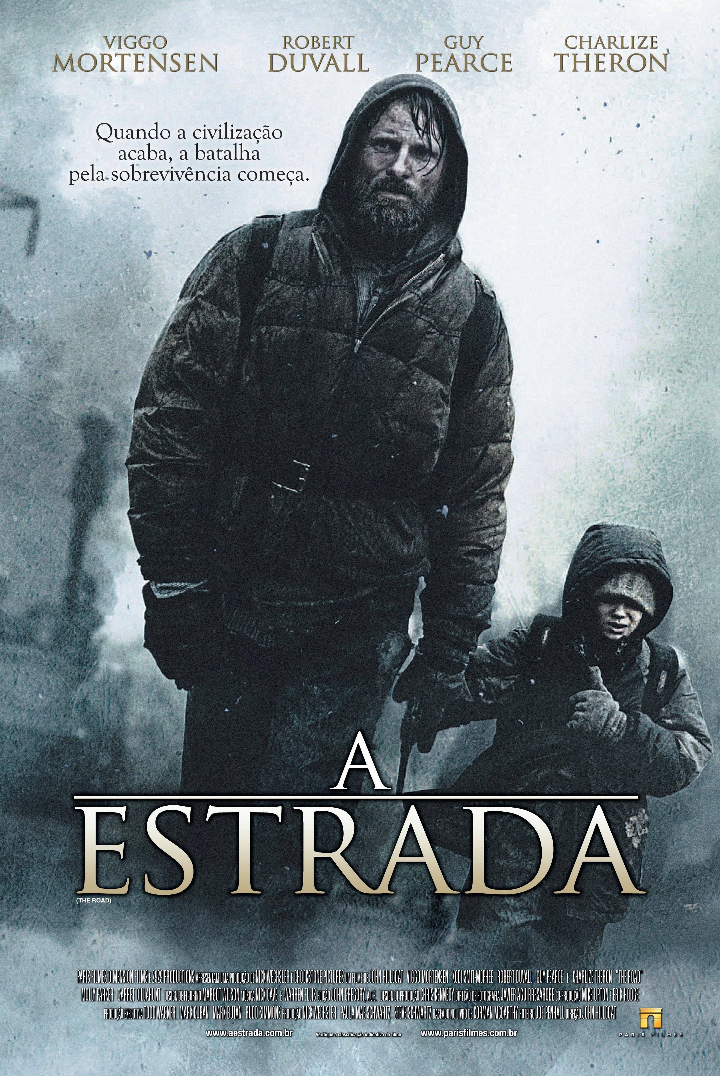 Poster do filme Corpos Perdidos na Estrada