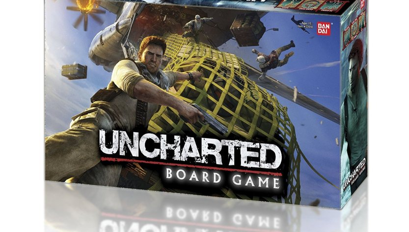 uncharted gioco da tavolo