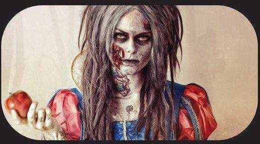 biancaneve zombie