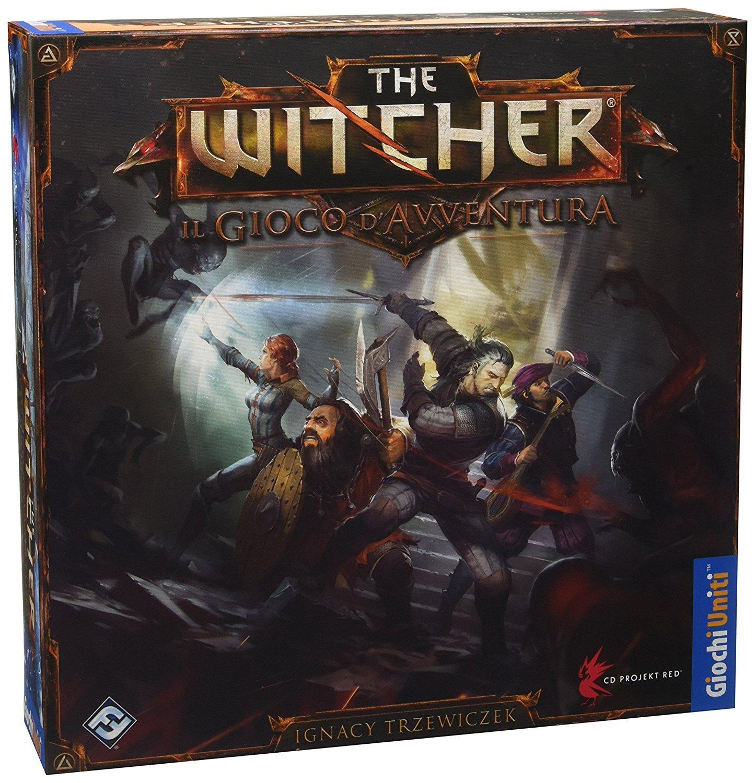the witcher gioco da tavolo