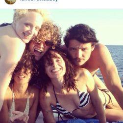 trono di spade instagram personaggi attori