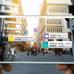 realtà aumentata smartphone apps