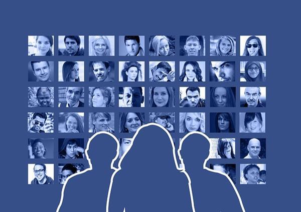 Il numero delle amicizie social network