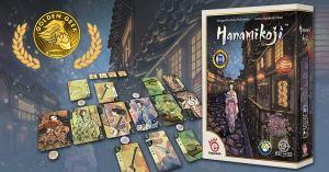 giochi da tavola giappone hanamikoji