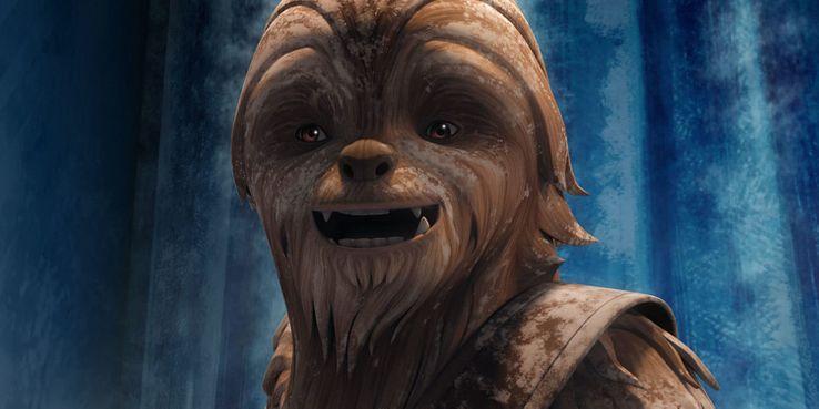Star Wars Burryaga Agaburry Non E Il Primo Jedi Wookiee Nerdpool Komugi and meruem play a game called gungi. star wars burryaga agaburry non e il