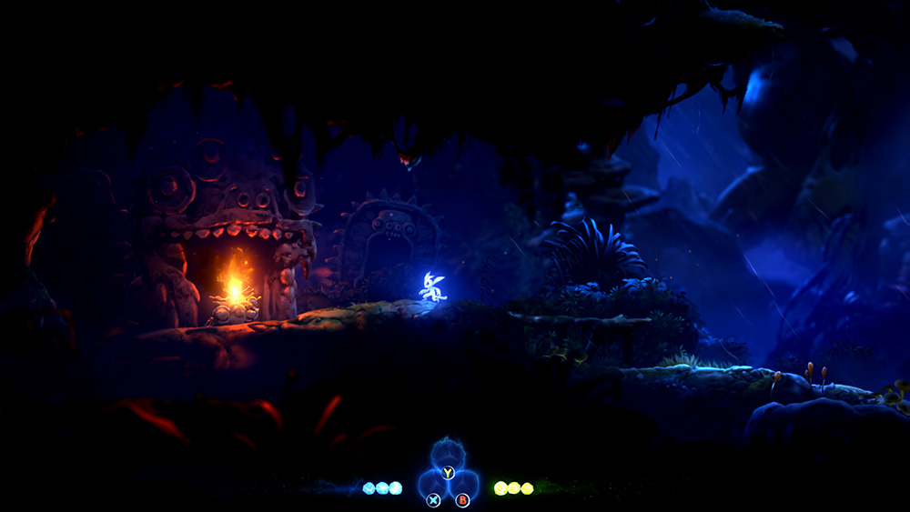 Ori and the Will of the Wisps screen 1