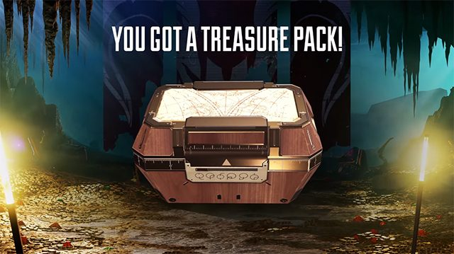 Treasure Pack Apex Legends The Broken Ghost Stagione 5