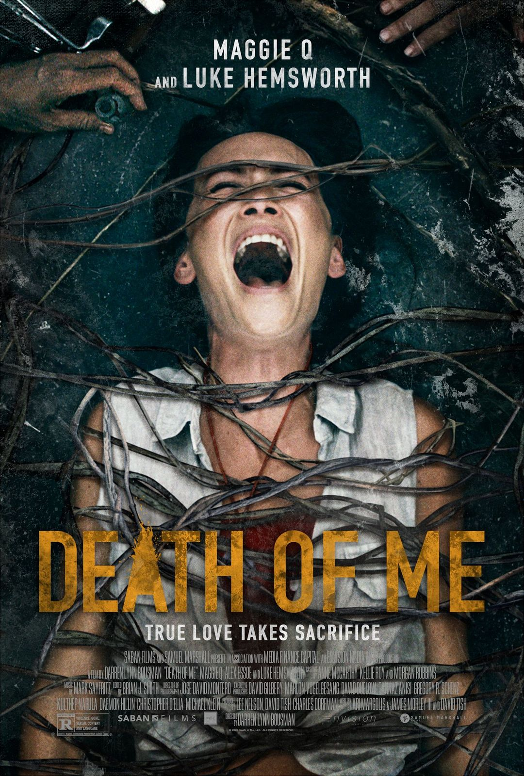 Death of me - poster