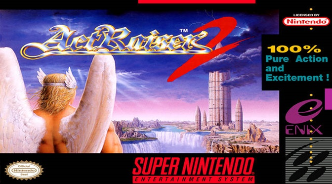 Review: ActRaiser 2 (Snes - 1993)