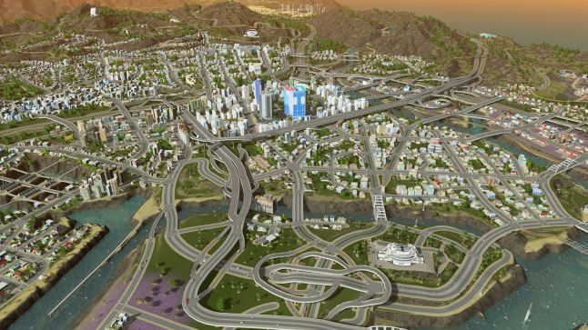 Best of 2015: Designing the traffic systems of Cities: Skylines