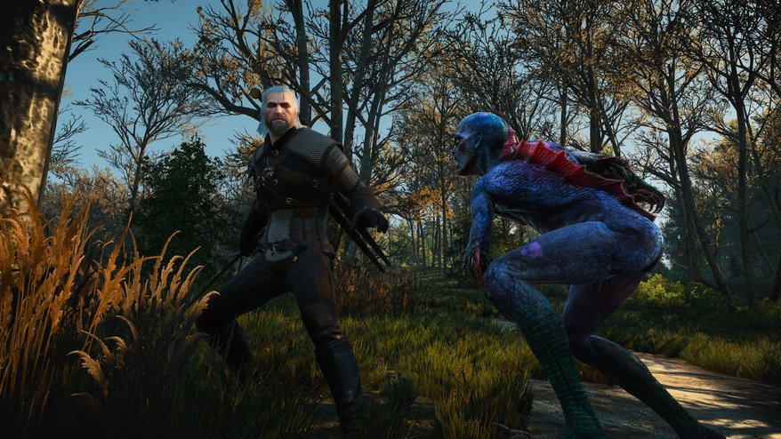 CD Projekt slays Witcher 3 Enhanced Edition rumour