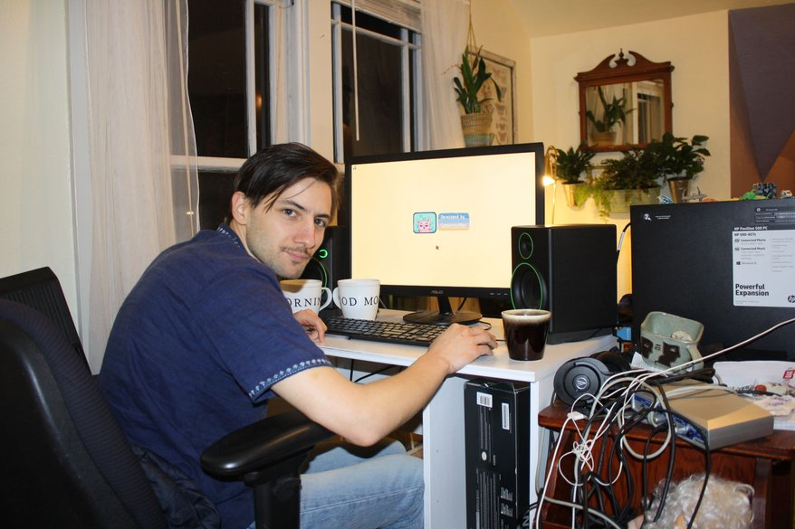 Show Us Your Rig: Stardew Valley's Eric Barone