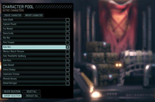 Character Pool Export Xcom 2