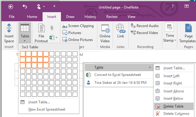How You Can Use Microsoft OneNote for Project Management | Nerd ...