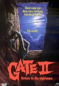 Film Review: The Gate II: Trespassers (1990)