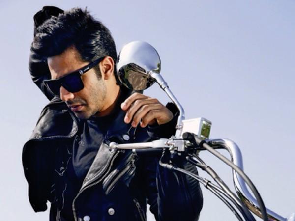 Super six with Varun Dhawan